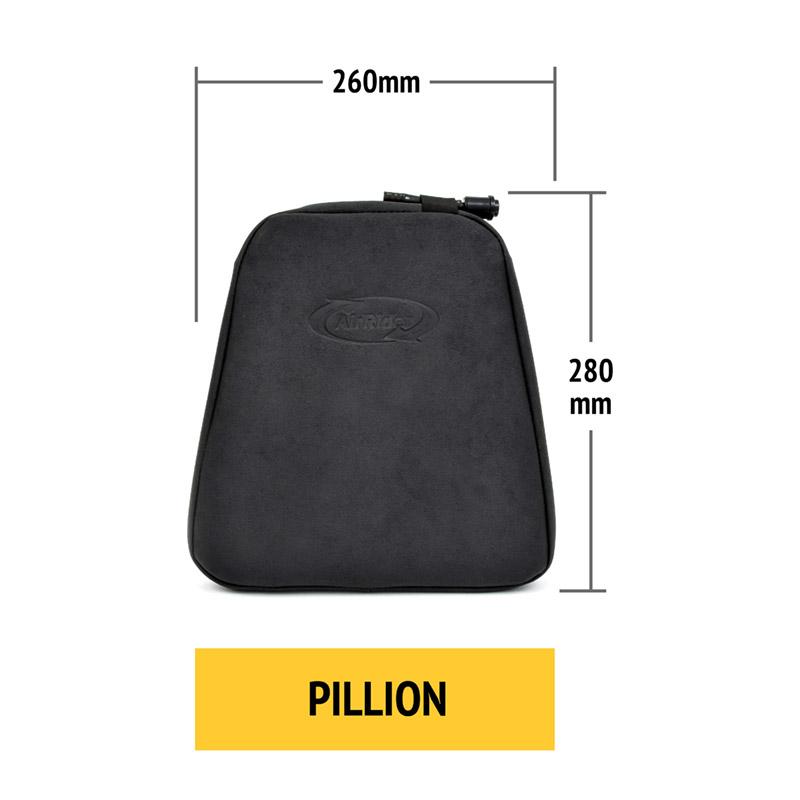 Airrider Size Pillion